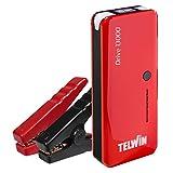 Telwin Drive 13000 3in1 12V-Lithium-Starthilfegerät Notstarter, Power Bank und LED Leuchte