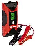 Einhell Batterie Ladegerät CC-BC 4 M (für Batterien von 3 bis 120 Ah, Ladespannung 6 V / 12 V, Winterlademodus,...