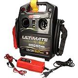 KS Tools 550.1850 12 V / 24 V Kondensator-Booster-mobiles Starthilfegerät 4700 A / 3700A