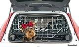XtremeAuto Universal-Hundegitter fürs Auto, langlebig, robust, für Kopfstützen