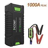 Auto Starthilfe, 1000A Spitzenstrom 20000mAh Picowe Tragbare Auto Starter Hilfe Autobatterie Anlasse
