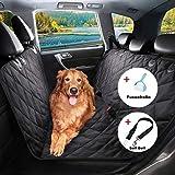 Hundedecke Auto, BRIGHTSHOW Autoschondecken für Hunde Rücksitz, Anti-Rutsch Hunde Autodecke, Hund Sitzbezug,...
