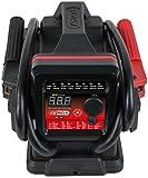 KS Tools 550.1760 12 V Batterie-Booster – mobiles Starthilfegerät 700 A mit induktiver Ladestation