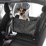 Hunde Autositz, Autositz Für Haustier, Wasserdicht Hund Autositzbezug, Abriebfest Hund Sitzbezug Hunde Autoschondecke,...