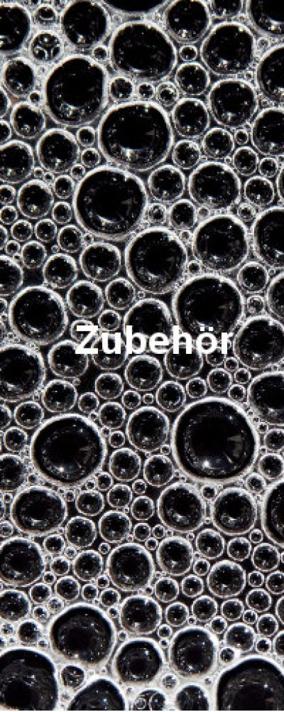 Blassen stellen in Schwarz Weiß das Zubehör dar.
